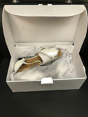 DSOL Women's Ballroom / Salsa Dance Shoes  Size 9.5    NIB