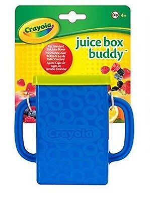 Crayola Juice Box Holder, Colors Vary (Pack of 6)