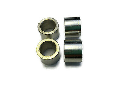 Stainless Spacers for Motorcycles Scooters General Hardware (4 pieces)