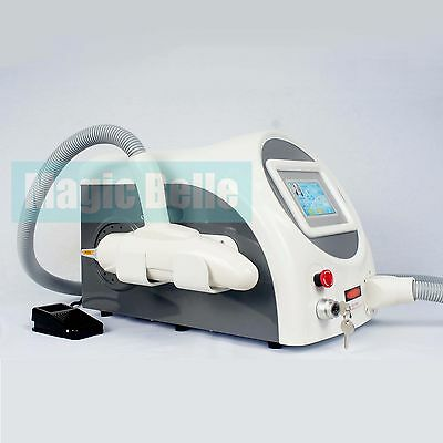 Hot new product Diode laser tatoo removal machine q switch nd yag laser machine