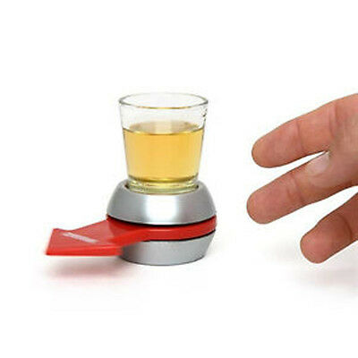 Spin The Shot Fun Adult Drinking Game After Dinner Party Spinner Includes Glass