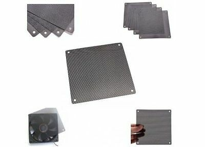 80mm Dustproof Case Fan Dust Filter Protector Cover Mesh for Computer PC