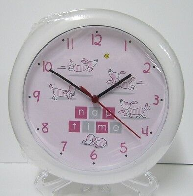 Kids wall clock / nursery room clock