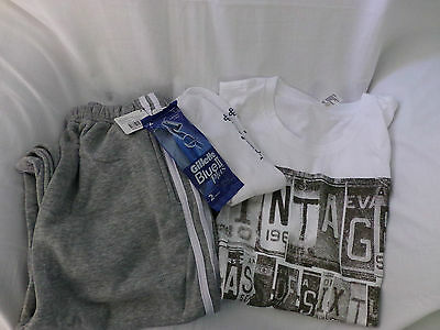 Men's Track Pants, T/Shirt, socks & razors  BNWT Size Large