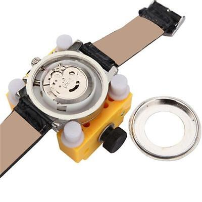 NewHigher Quality Portable Watchmaker Mans Watch Repair Tool Back Case Holder