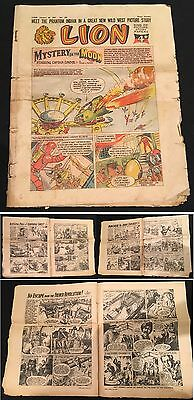 Lion King Of Picture Story Papers / Comic Anglais 1957