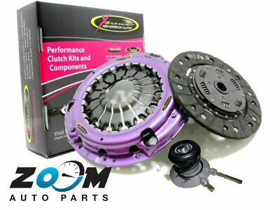 Xtreme Heavy Duty Clutch Kit & Concentric Slave to Ford Falcon BA XR6 6cyl Turbo