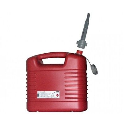 Pressol Canister Jerry Can Fuel canister 20L Red Plastic Spare jcanister