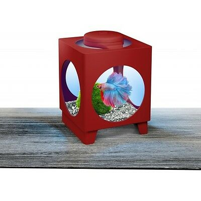 Aquarium Tetra Betta PROJECTOR Rouge