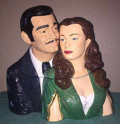 Gone With The Wind Limited Edition Cookie Jar Vandor Alyon Co. #958/2400