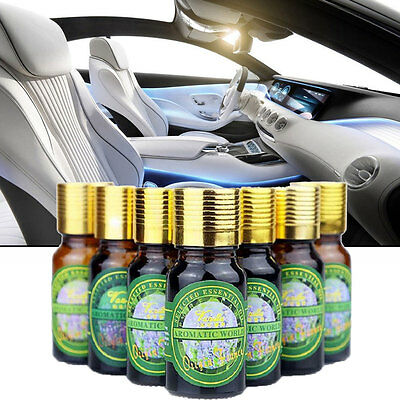 Auto Luxury Perfume Air Freshener Oil  Car Home Scent Fresh Diffuser Fragrances