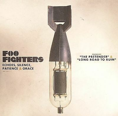 FOO FIGHTERS - Echoes Silence Patience & Grace - Vinyl (gatefold 2xLP)