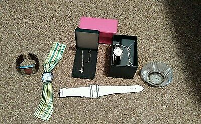 job lot jewellery and watches