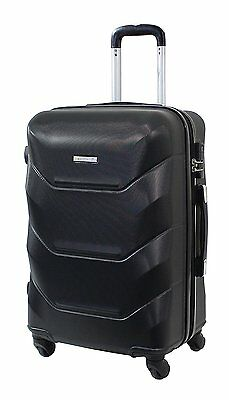 Valise Taille Moyenne 65cm Alistair Iron - Abs Ultra Légère - 4 roues