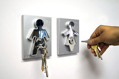 His & Hers Key Holder - Never lose your keys again by J-me