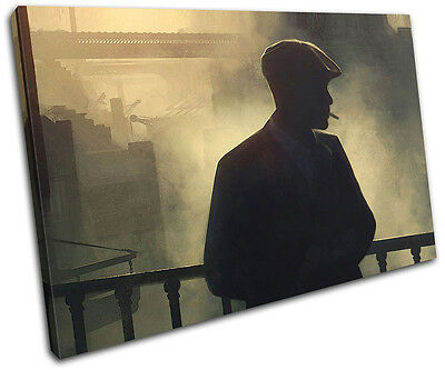 Peaky Blinders Television Show TV SINGLE CANVAS WALL ART Picture Print