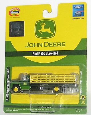 Athearn   John Deere Stake Bed Truck __81076___New / Unopened_ Ho Scale