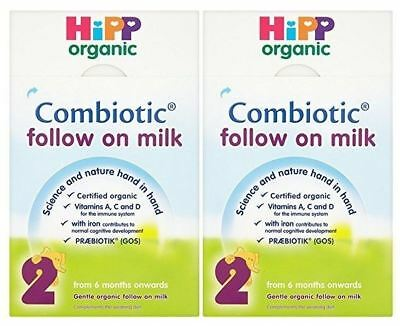 Hipp Follow On Milk - 800g (Pack of 2)
