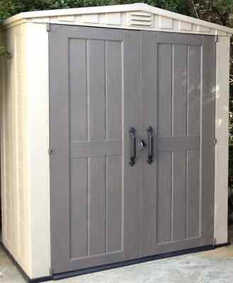 NEW KETER 6 x 3 SHED  (May deliver)