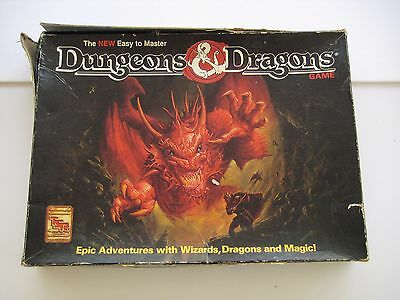 Dungeons & Dragons Board Game 1991