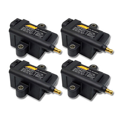 AEM 4 Pack of High Output IGBT Inductive -Smart- Coil,  PN: 30-2853-4