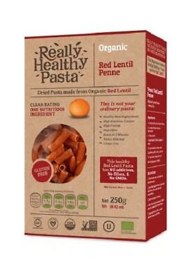 Really Healthy Pasta Red Lentil Penne - 250g