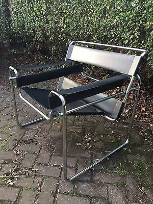 Marcel Breuer Chair Wassily Style Chair
