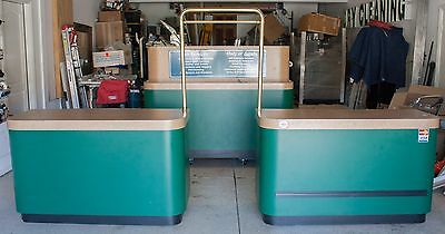 Dry Cleaners Store Front Counters Furniture