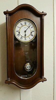 Hermle Mechanical Westminster chime wall mantle clock