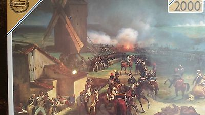 The Battle of Valmy 2000 piece Vintage de luxe jigsaw puzzle new sealed Falcon