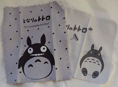 Microfibre Glasses Sunglasses Cleaning Cloth My neighbour Totoro Japanese Anime