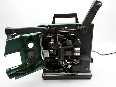 BELL & HOWELL 16mm FILMSOUND 1592 Autoload Movie Film Projector Specialist AS-IS