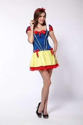 Sexy Women LE8085 Snow White Costume