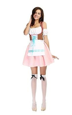 Fashion Women Oktoberfest Cosplay Beer Clothes