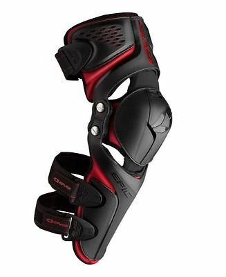 EVS Coppia Ginocchiere SNODATE Epic Knee brace Pads MOTOCROSS ENDURO CROSS MX