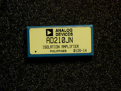 Analog Devices AD210JN Isolation Amplifier NEW Genuine - Make an offer!!!
