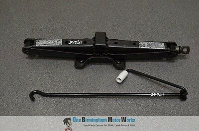 BMW X5 E53 4.8is EMERGENCY ARTICULATED SCISSOR JACK & HANDLE 2000-2006 # 6754372
