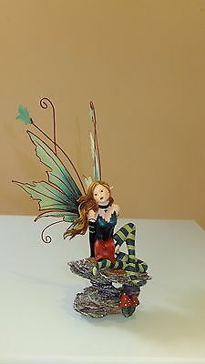 Very Rare Nemesis Now Gothic Fairy Forest Sprite Enchantress - Angel/Mythical