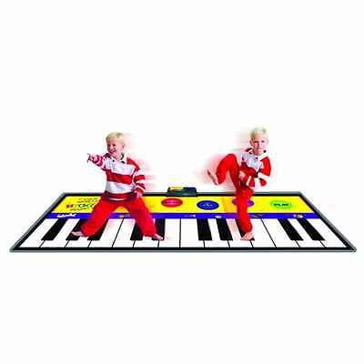 New Smart Planet Piano Mat 6 Foot Play Record Interactive Keyboards Dance Kids