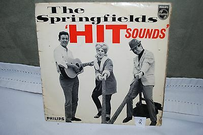 45rpm vynil e.p. 'hit sounds ' the springfields 1962