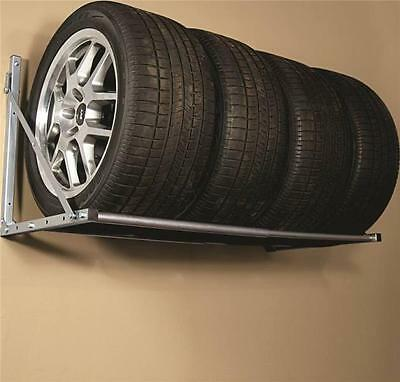 Knape & Vogt 01031 FOLDING TIRE STORAGE LOFT RACK LIGHTWEIGHT HYLOFT PNEUS