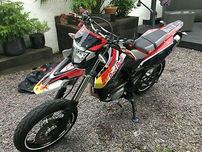 Decals stickers kit yamaha wr125 x 2009->