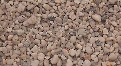Aquarium Natural Gravel Arctic 5 to 7mm Grains Suitable for Aquariums 2.5 kg