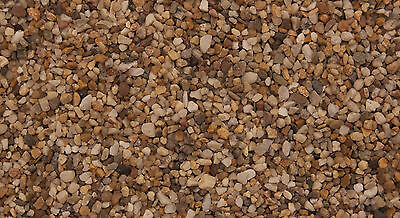 Aquarium Natural Gravel Nordic 2 to 4mm Grains Suitable for Aquariums 2.5 kg
