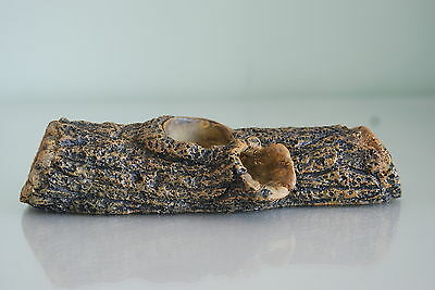 Aquarium Detailed Ornamental Log Suitable for All  Aquariums 18 x 7 x 4 cms