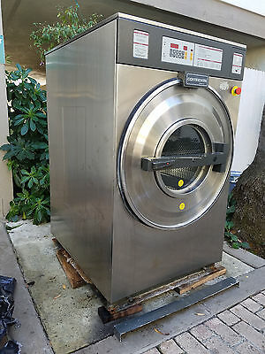 50 lb. Continental Brand Commercial Washer. Good condition.
