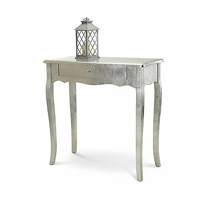 High Gloss Console Table French Shabby Chic Furniture Vintage Bedroom Cabinet