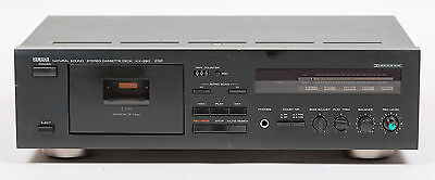 YAMAHA KX-260 Natural Sound Stereo Cassette Tape Deck