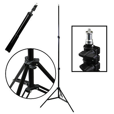 Light Stand 7ft Premium Adjustable Photo Video Studio Lighting Photography Stand