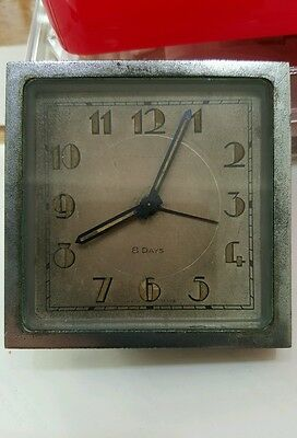 Antique clocks.  75mm x 75mm